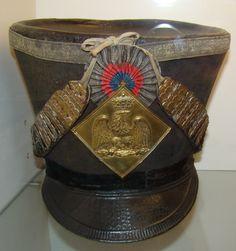 Shako 1 Empire - Wellington museum