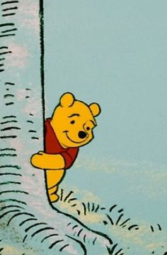 ♥ʕ •́؈•̀ ₎♥                                                             *WINNIE THE POOH                                       Peek-a-Pooh