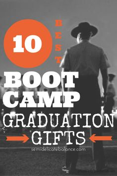 10 Best Boot Camp Graduation Gifts