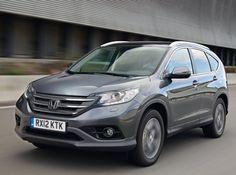 Honda CR-V   Цена от: 1 179 000 р
