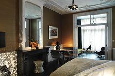 Villa Nicola | Villa Nicola Amsterdam I   Photography by Frank Brandwijk I Styling Anja Koops I Urban Suite B&B 01