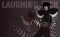 Laughing Jack Wallpaper By On DeviantArt