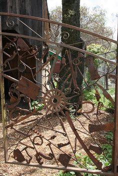 Tool gate by demonicemotions, via Flickr