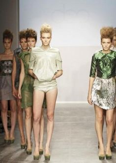 The 17th edition of Amsterdam Fashion Week AW2012