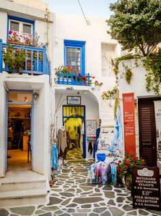 Naxos Island, Aegean_ Greece