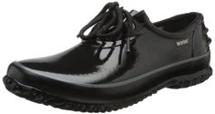 Bogs Womens Urban Farmer Waterproof ShoeBlack10 M US * Click on the image for additional details.