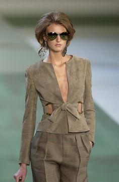 Valentino at Paris Fashion Week Spring 2003 - Livingly