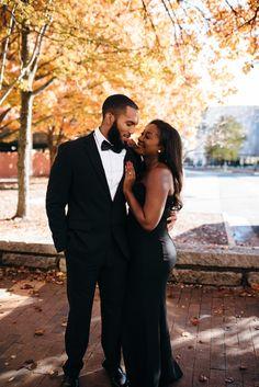 Engagement Pictures, Engagement Shoots, Wedding Poses, Wedding Photoshoot, Best Friend Match, Black Love Couples, Elegant Couple, Atlanta Wedding, Couple Shoot