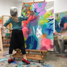 Pablo Picasso Paintings And Releasing Your Inner Picasso – Buy Abstract Art Right Abstract Flowers, Abstract Art, Picasso Paintings, Art Paintings, Arte Fashion, Contemporary Paintings, Art Studios, Oeuvre D'art, Painting Inspiration