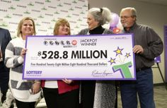 Lottery veterans question Tennessee family's behavior before claiming Powerball winnings