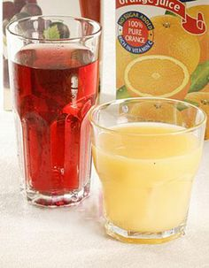 fruit juice for toddlers