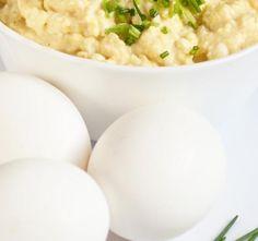 Recept Vaječná pomazánka s celerem