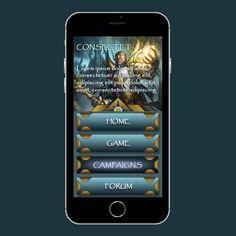 Fantasy iPhone