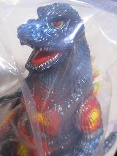 Medicom Toy Destoroyah version Godzilla roar version Sofubi Rare Limited F/S #MedicomToy