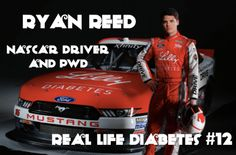 Chasing The Driving Dream With T1D | NASCAR Driver Ryan Reed