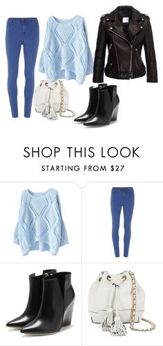 """mkj"" by v-askerova on Polyvore featuring мода, Dorothy Perkins, Rupert Sanderson, Rebecca Minkoff и Anine Bing"