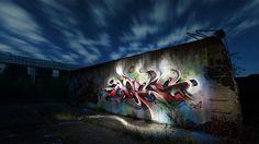 Feinripp.net » Florian Krause Lightbrush Graffiti Does
