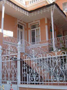 São Paulo  Santa Cecília  Casa antiga, início do século XX(década de 10)  Brasil