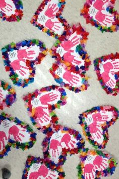 75 Exciting Valentine's Day Party Ideas for Kids - Decor, Craft Project, Games, Treats, Gifts & More! - Hike n Dip Valentine's Day Crafts For Kids, Valentine Crafts For Kids, Daycare Crafts, Classroom Crafts, Preschool Crafts, Holiday Crafts, Valentine For Dad, Valentines Crafts For Kindergarten, Valentine Decorations
