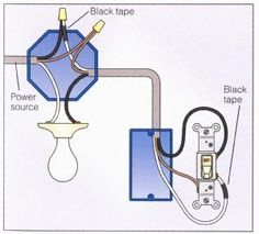 wiring diagram for multiple lights on one switch power coming in rh pinterest com wiring lights in parallel diagram wiring recessed lighting in series diagram