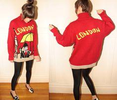 London sweater. Definitely in the top ten.