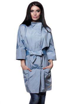 Женские весенние полу пальто и плащи в интернет магазине