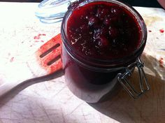 Cranberry Sauce My Way -With Preserved Lemon, Lemongrass, & Warm and Savory Spices | Washington's Green Grocer