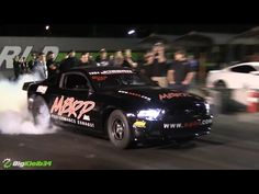 Untouchable Twin Turbo Coyote Eats Everything in its Path