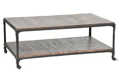 One Kings Lane - Top Tables - Lexington Coffee Table