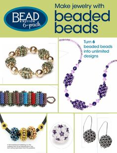 1000 images about beaded beads on pinterest beads bead for Jewelry books free download