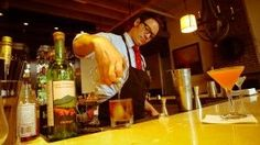 Meet Bar Manager of Colt & Gray, Kevin Burke. Kevin will be one of Toques & 'Tails competing bartenders.