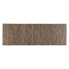 HARROW Multi-coloured cotton runner 75 x 250cm