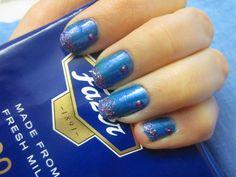 As blue as Fazer.
