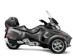 Can-Am Spyder RT Roadster, 2012