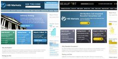 HP Markets re-launched Website.