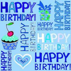 55 Ideas birthday happy wishes kids Happy Birthday Wishes Cards, Birthday Blessings, Happy Birthday Pictures, Happy Wishes, Happy Pictures, Birthday Posts, Birthday Wishes Quotes, Birthday Love, Happy B Day