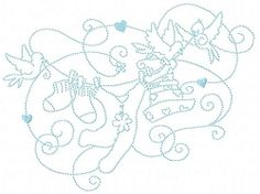 Enchanted All Year 20 - 3 Sizes!   What's New   Machine Embroidery Designs   SWAKembroidery.com Sealed With A Stitch