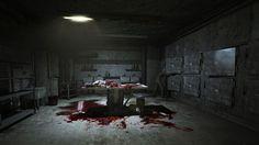 Outlast on Steam Arte Horror, Horror Art, Outlast Horror Game, Black Widow Aesthetic, Creepy Games, Sang, Post Apocalypse, Dark Photography, Dark Art