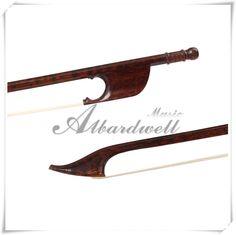 Top Snakewood Bass Viol Bow Copy Richard Wilson Marais Model