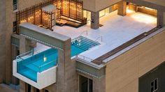 Do Chile a Cingapura, veja piscinas de hotéis inacreditáveis pelo mundo - 12/06/2017 - UOL Estilo de vida