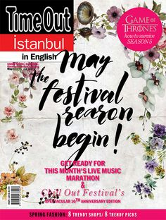 May 2015 - Chill Out Festival Istanbul