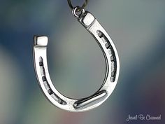 Hey, I found this really awesome Etsy listing at http://www.etsy.com/listing/90010907/sterling-silver-horseshoe-charm-horse