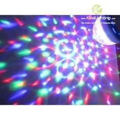 3W LED Magic Ball Light Bulb -     3 watt, ac 110v-240v, full colors, supporting music play format :USB TF card,                                                              $25.99    Buy on KiwiLighting.com: 3W LED Magic Ball Light Bulb