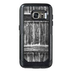 Rustic Wooden Door OtterBox Samsung Galaxy S7 Case