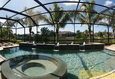 """*** Villa Barbados *** Die Villa Barbados - ein ehemaliges """"Model home"""" - besticht durch Ihre hochwertige Möblierung und erlesenen Dekorationen. Hier heißt es ankommen und sich wohl fühlen."""