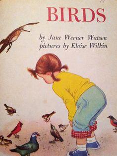 Eloise Wilkin illustrates--I love her illustrations!