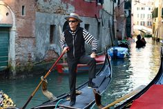 Gondolier by Dzidra Dubois on 500px