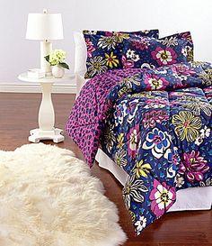 Vera Bradley African Violet Bedding Collection #Dillards