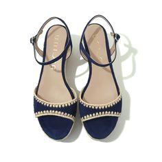 a46caf0140f SANDALES Plateforme Marine Marque UNISA. SANDALES Plateforme Marine Marque UNISA  Chaussures femme ...