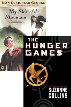 Try The Hunger Games for a dystopian story about survival.